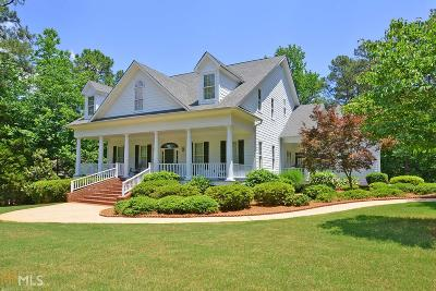 Peachtree City Single Family Home For Sale: 501 Ashley Way
