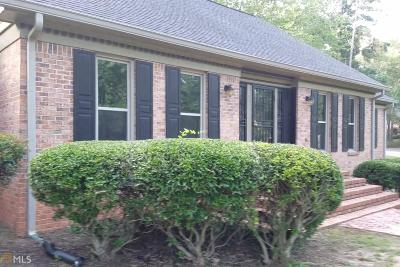 Fayetteville Single Family Home For Sale: 370 Dix Lee On