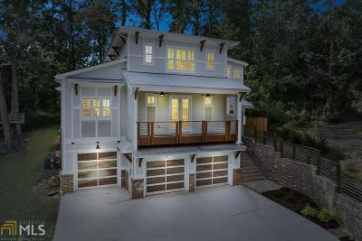 Brookhaven Single Family Home Under Contract: 3080 Dickson St