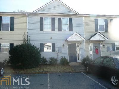 Stone Mountain Condo/Townhouse For Sale: 1073 Thornwoode