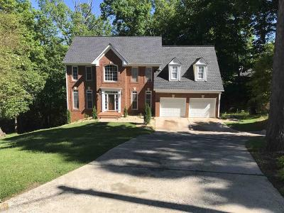 Marietta Single Family Home For Sale: 2718 Battery Trce
