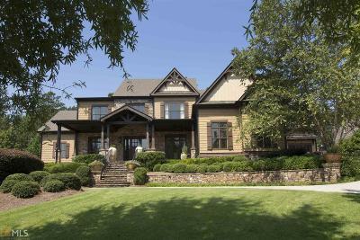Acworth Single Family Home For Sale: 4391 Oglethorpe Loop #18E