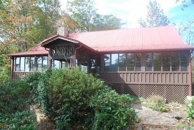 Rabun County Single Family Home For Sale: 137 Dancing Bear