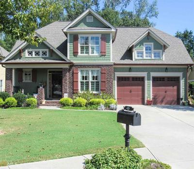 Cartersville Single Family Home For Sale: 43 Lake Haven Dr