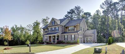 Acworth Single Family Home For Sale: 4402 Talisker Ln