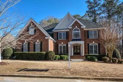 Roswell Single Family Home For Sale: 4558 Brigade Ct