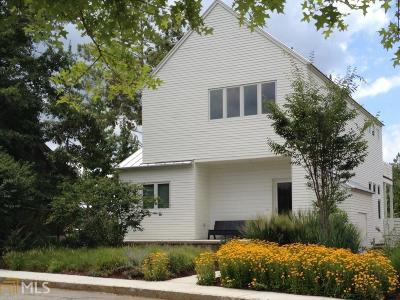 Single Family Home For Sale: 10548 Serenbe Ln
