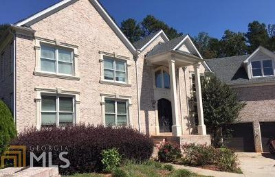 Lilburn Single Family Home Under Contract: 168 Harmony Grove Rd