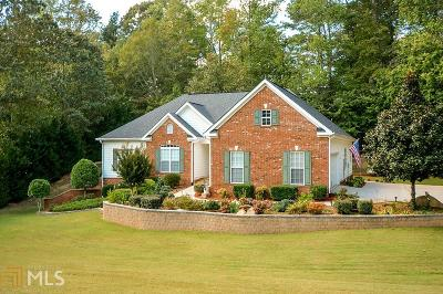 Douglasville Single Family Home For Sale: 4753 Hartwell Dr