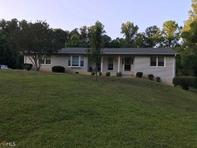 Griffin Single Family Home For Sale: 5085 Newnan Rd