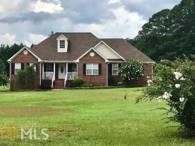 Griffin Single Family Home For Sale: 2454 Ethridge Mill Rd