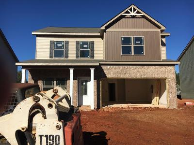 Locust Grove Single Family Home Under Contract: 1029 Allegiance Dr