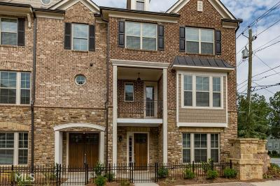Dekalb County Condo/Townhouse For Sale: 1442 Druid Manor Blvd #001