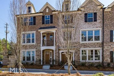 Dekalb County Condo/Townhouse For Sale: 1441 Druid Manor Blvd #65