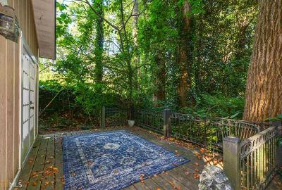Dekalb County Single Family Home For Sale: 761 Lullwater Rd