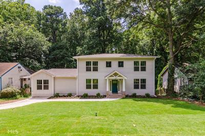 Decatur Single Family Home For Sale: 1255 Carter