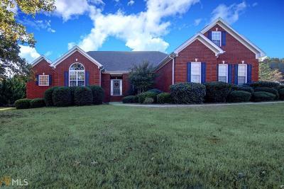 Covington Single Family Home For Sale: 60 Old Pond Pl