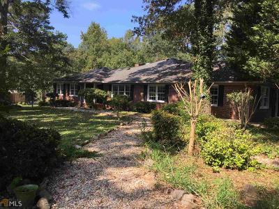 Elbert County, Franklin County, Hart County Single Family Home For Sale: 180 Gilmer