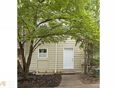 Marietta, Smyrna Condo/Townhouse For Sale: 1422 Twin Branches Cir