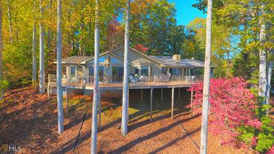 Hiawassee Single Family Home For Sale: 1744 Summit Trl