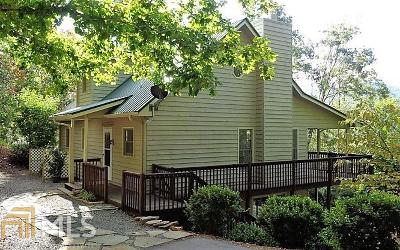 Hiawassee Single Family Home For Sale: 2988 Bear Ln