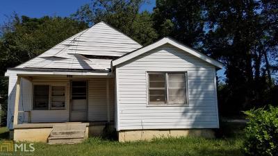 Monroe Single Family Home For Sale: 805 Davis St