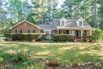 Fayetteville Single Family Home For Sale: 481 New Hope Rd