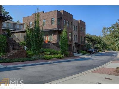 Roswell Condo/Townhouse For Sale: 840 Camp Ave