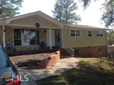 Lawrenceville Single Family Home For Sale: 1795 Duluth Hwy