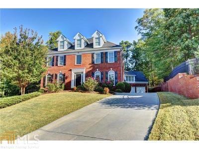 Grayson Single Family Home For Sale: 592 Chestnut Walk Pl