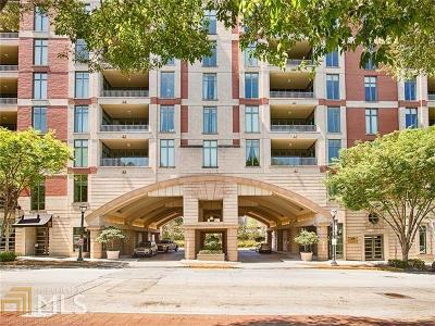 Atlanta Condo/Townhouse For Sale: 250 Park Ave W #204