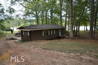 Jackson GA Single Family Home For Sale: $109,000