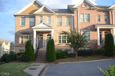 Fulton County Condo/Townhouse For Sale: 4870 Carre Way