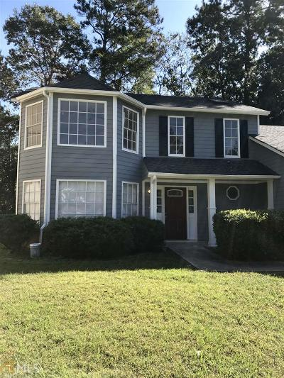 Decatur Single Family Home For Sale: 3745 Conley Downs Ln