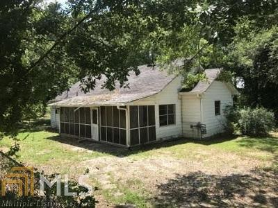 Henry County Single Family Home Under Contract: 107 Tye St