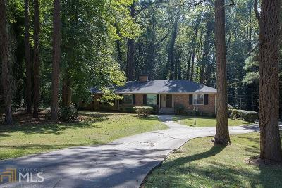 Fulton County Single Family Home For Sale: 1126 Oriole Dr
