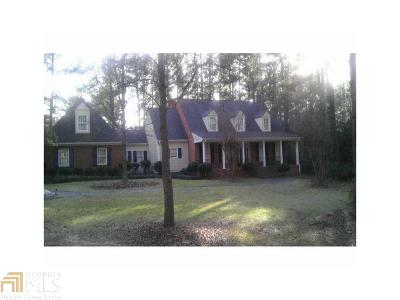 Fayette County Single Family Home For Sale: 220 Patricia Ln