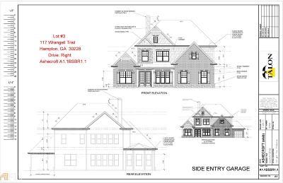 Hampton Single Family Home For Sale: 117 Wrangell Trl #3
