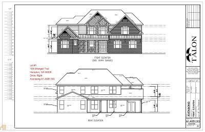 Hampton Single Family Home For Sale: 109 Wrangell Trl #1
