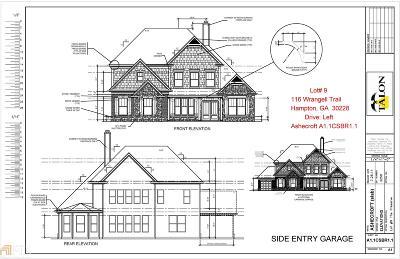 Hampton Single Family Home For Sale: 116 Wrangell Trl #9