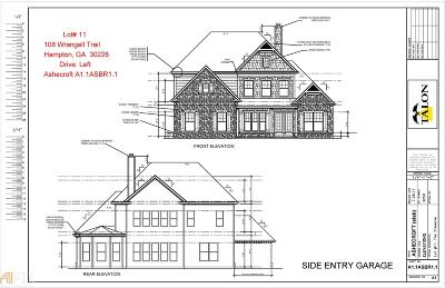 Hampton Single Family Home For Sale: 108 Wrangell Trl #11