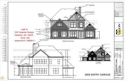 Hampton Single Family Home For Sale: 205 Yosemite Ter #13