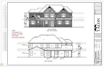 Hampton Single Family Home For Sale: 125 Wrangell Trl #5