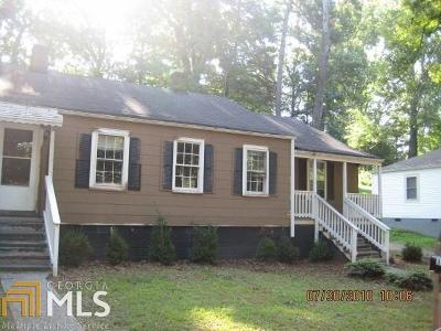 Hapeville Multi Family Home For Sale: 3284 Russell St