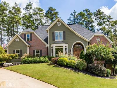 Roswell Single Family Home For Sale: 260 Settindown Ct