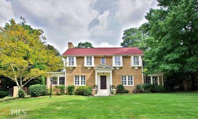 Dekalb County Single Family Home For Sale: 1097 NE Oxford