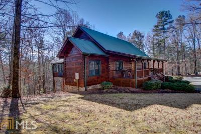 Sautee Nacoochee Single Family Home For Sale: 59 Old Village Rd
