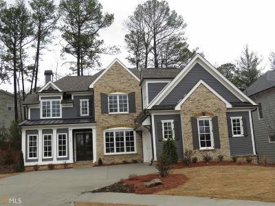 Sandy Springs Single Family Home For Sale: 229 Belle Ln #5