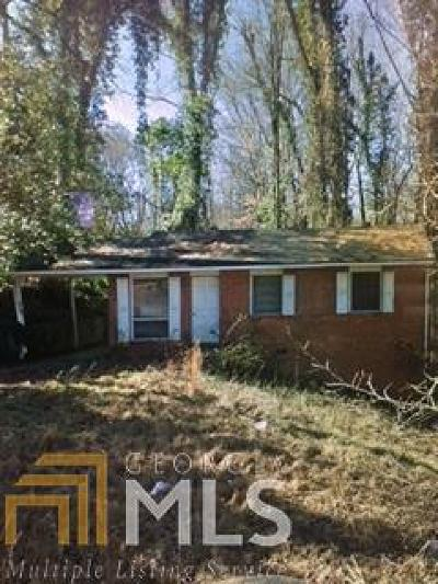 Atlanta Single Family Home New: 484 Fairlane