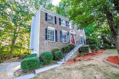Stone Mountain Single Family Home For Sale: 573 Riverbirch Trce